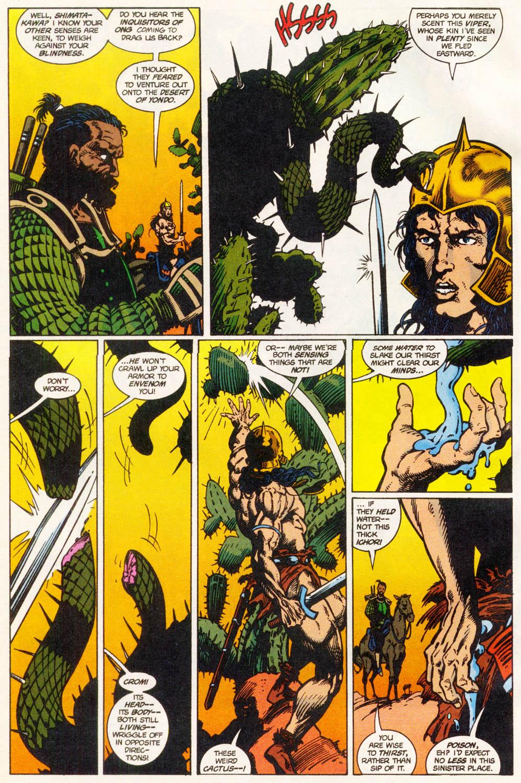 Read online Conan the Adventurer comic -  Issue #12 - 3