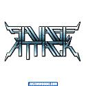 Savage Attack Graphic Logo Design
