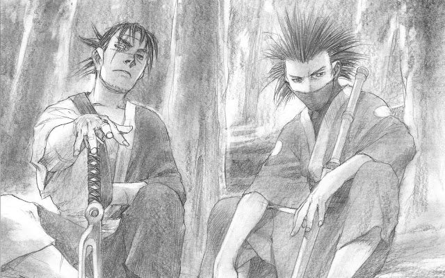 mugen no juunin: l'habitant de l'infini manga 4