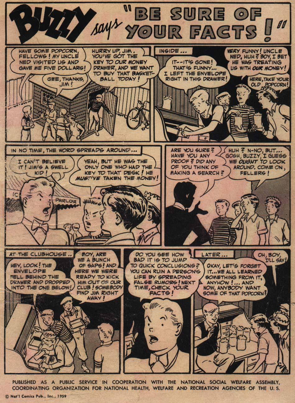 Strange Adventures (1950) issue 106 - Page 2