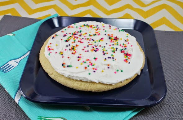 Whatcha Makin Now Giant Sugar Cookie Layered Cookie Cake