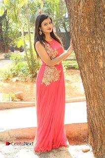Telugu Actress Anusha Stills at Dhyavudaa Movie Teaser Launch  0076.JPG