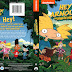 Nickelodeon Hey Arnold! The Jungle Movie DVD Cover