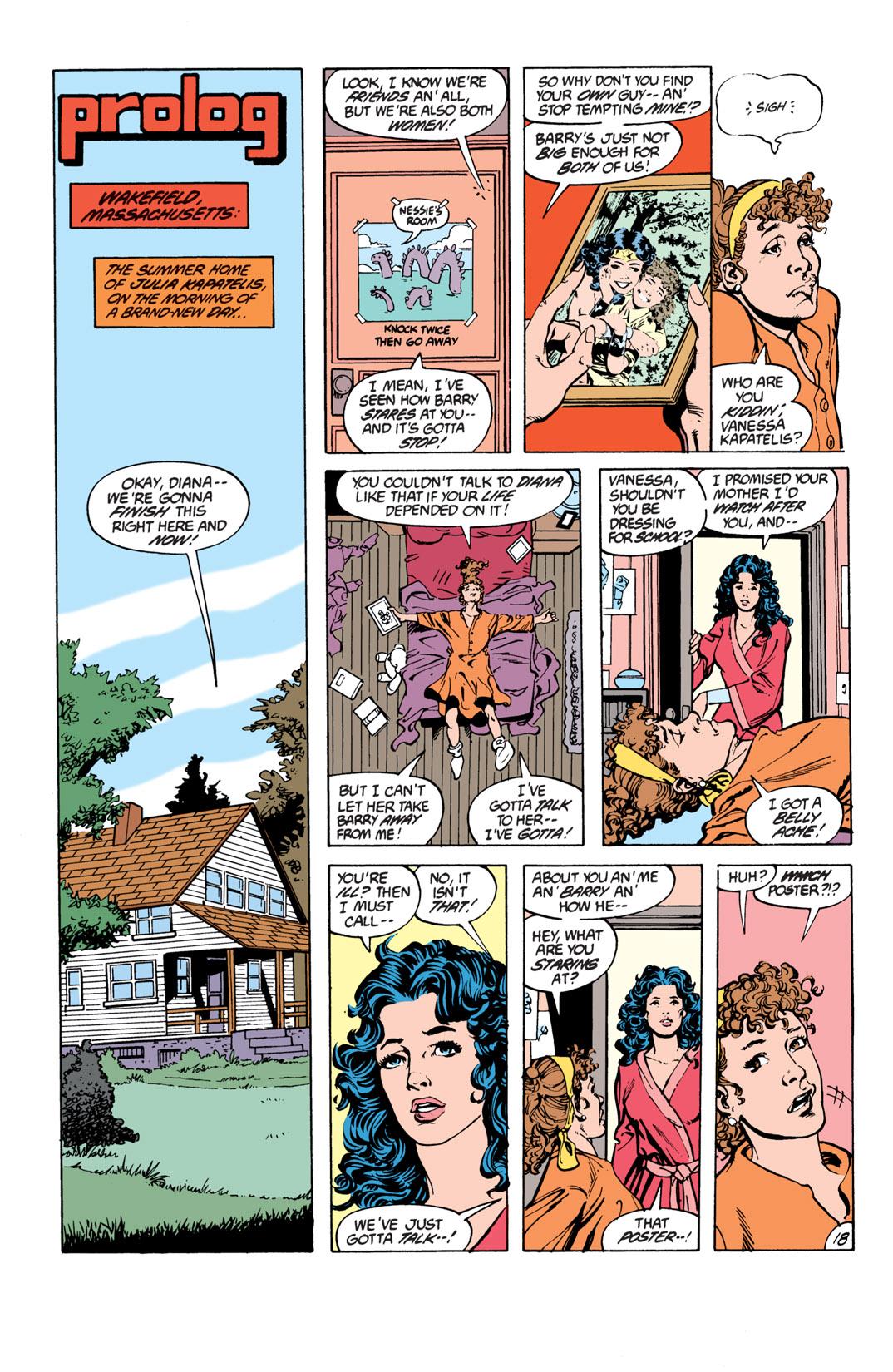 Read online Wonder Woman (1987) comic -  Issue #16 - 19