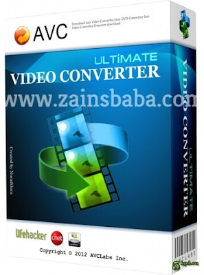 Anvsoft Any Video Converter Ultimate 6.19 | ZainsBaba.com