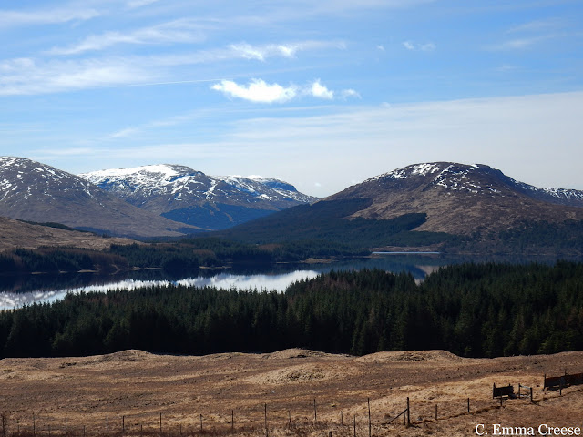 Where to go in Scotland - Skye Road Trip