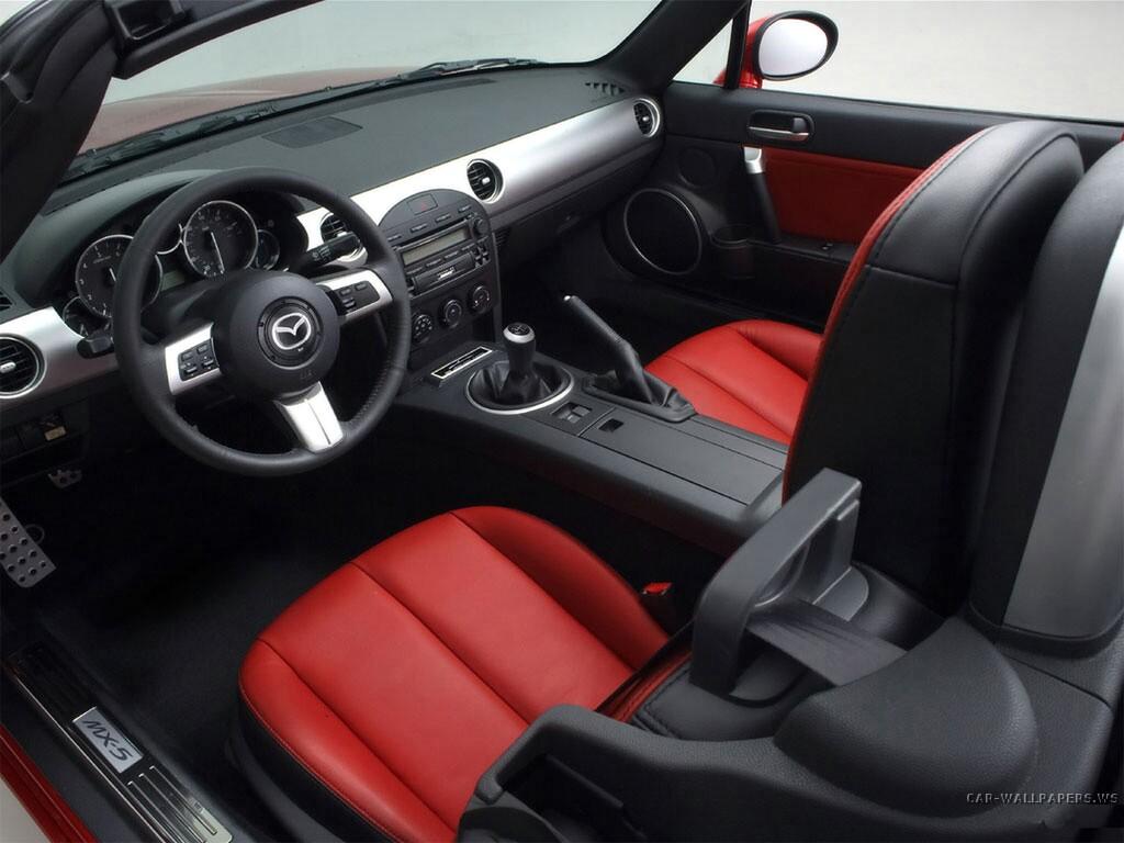 Car Best Design Mazda Mx 5 Cars Interior Design And Wallpapers