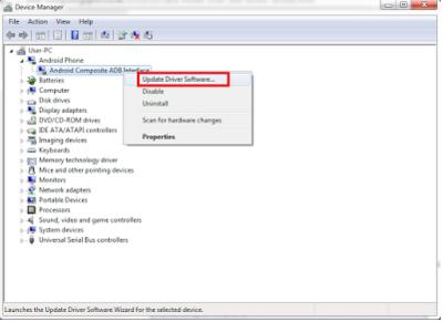 Tutorial Cara Install Intel USB Driver Untuk Asus Zenfone