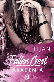 Fallen Crest. Akademia - Tijan