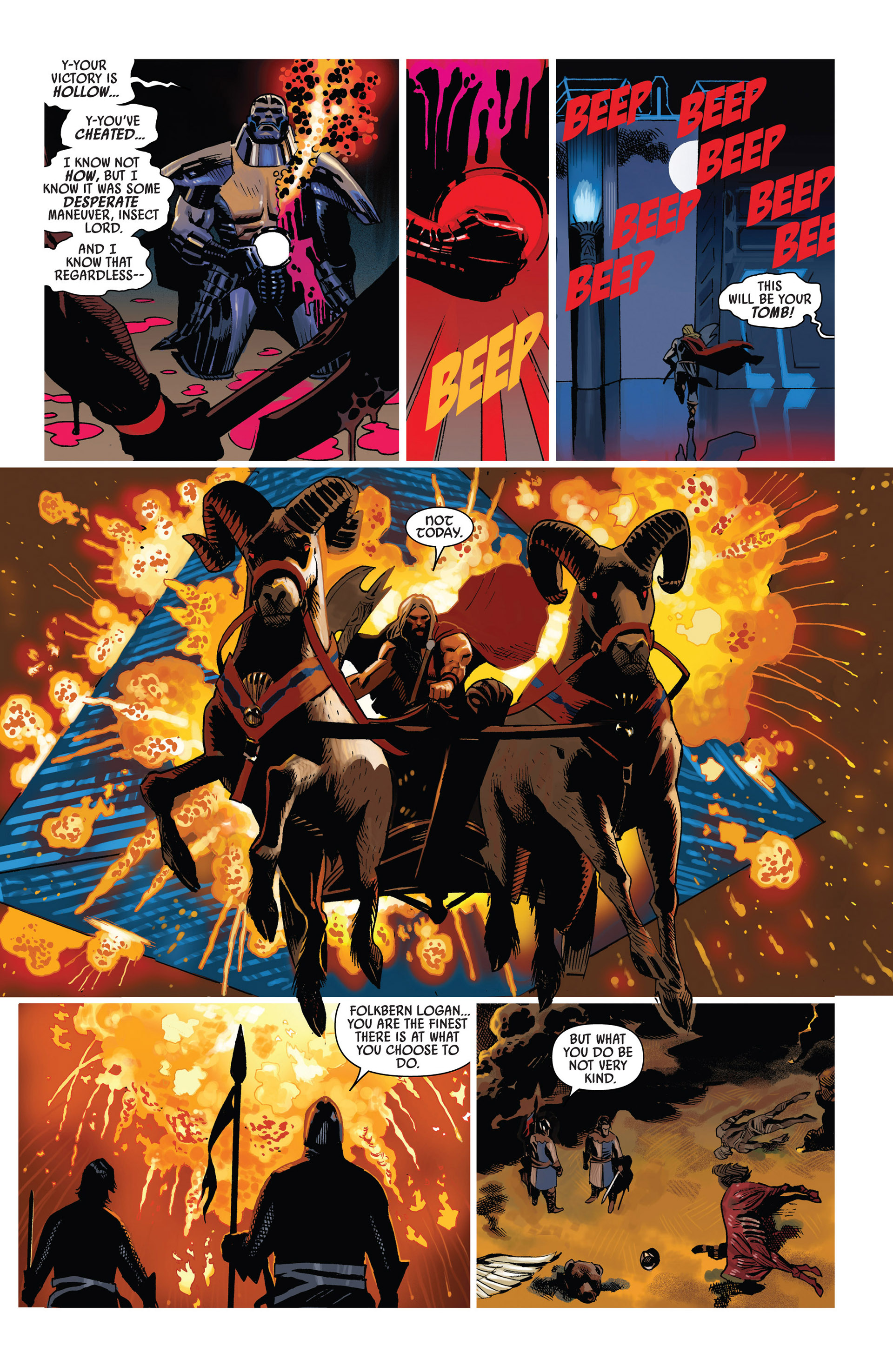 Read online Uncanny Avengers (2012) comic -  Issue #6 - 19