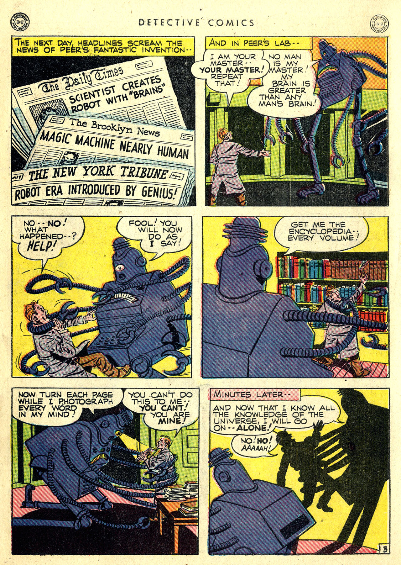 Read online Detective Comics (1937) comic -  Issue #119 - 39