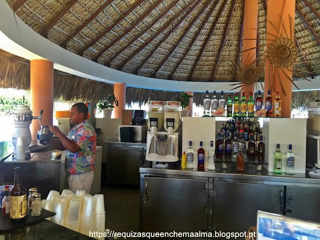 REPÚBLICA DOMINICANA Resort Bahia Principe, Praia