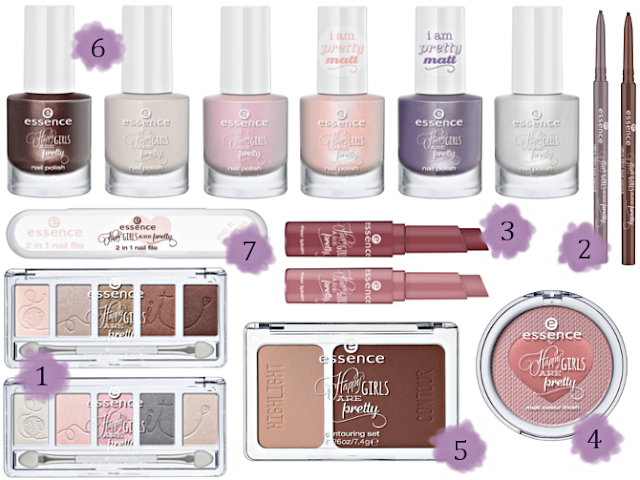 essence Happy Girls Are Pretty - Limited Edition LE -- September 2015
