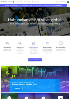 Klik Monetisasi Situs Web Seluler