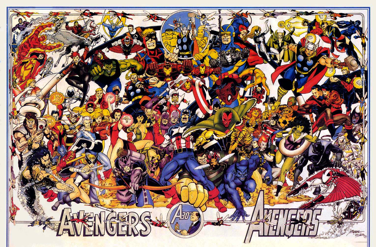 Possible Marvel Avengers recruits for future movies?