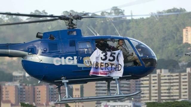 4 incógnitas que deja el ataque desde helicóptero al TSJ