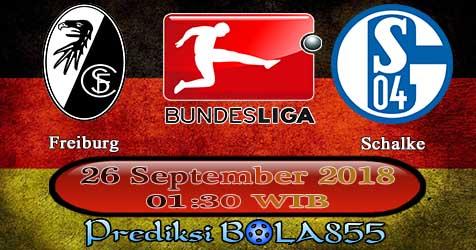 Prediksi Bola855 Freiburg vs Schalke 26 September 2018