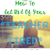 How To Take Care Of Yourself When You're Teacher-Tired