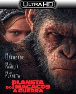 Planeta dos Macacos: A Guerra (2017) Torrent Ultra HD – Download