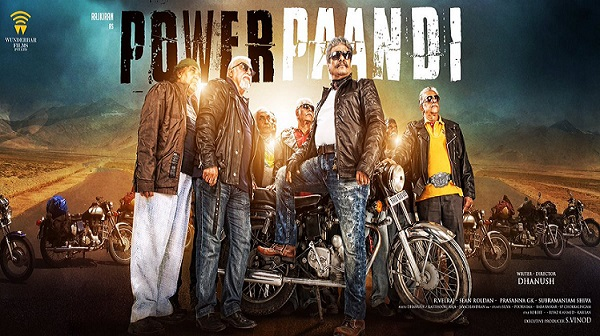 Power Paandi Full Movie Download