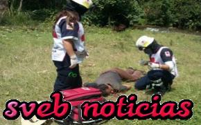 Hallan a hombre con impactos de bala en la Cascada Bola de Oro en Coatepec Veracruz