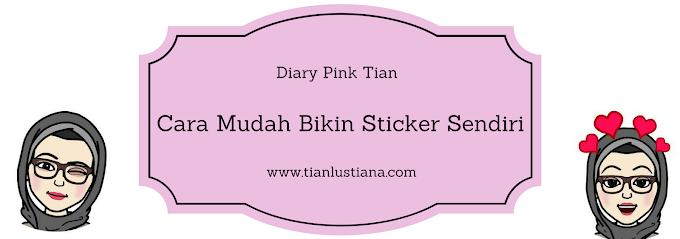 Cara Mudah Bikin Sticker Sendiri