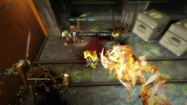 Alien Swarm: Reactive Drop 小隊戰略第一的免費中文射擊經典 Alien%2BSwarm_%2BReactive%2BDrop%2B-10