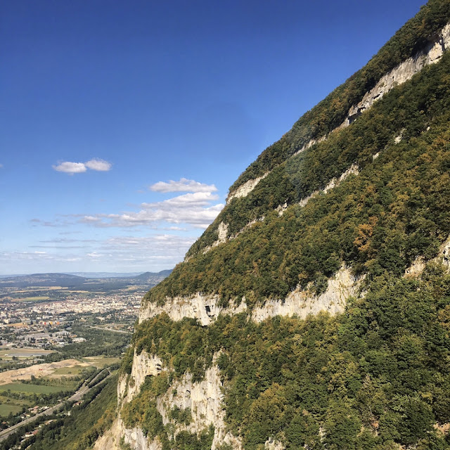 Mont Saleve, France