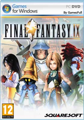 Descargar Final Fantasy IX pc full español mega y google drive