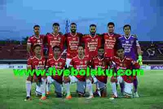 Daftar pemain Skuad Bali United LIGA 1 2018