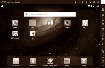 Emulator Android Yang Sering Digunakan Untuk Bermain Game