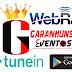 WEB RADIO GARANHUNS EVENTOS 24 HORAS NO AR