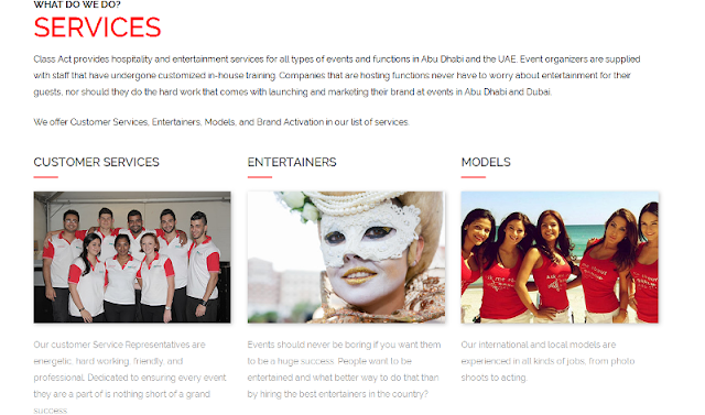 trusted event agency in the UAE