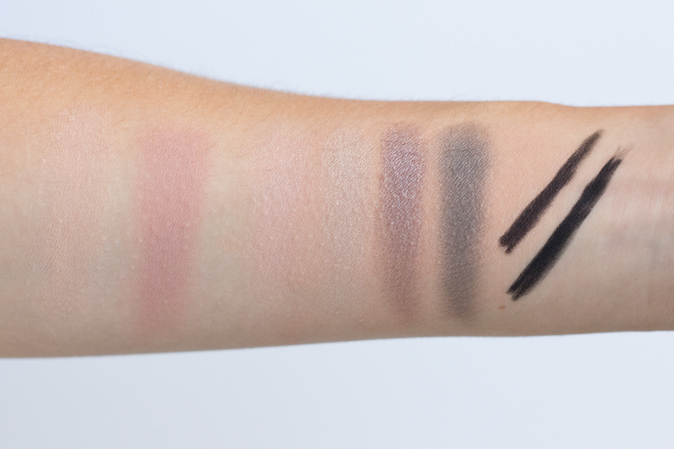Lise Watier Eyevolution Fall 2015 Swatches
