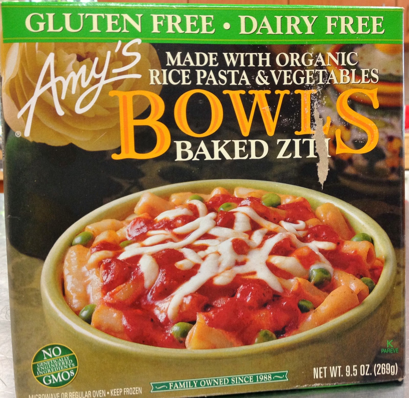 The Gluten Dairy Free Review Blog Amy S Gluten And Dairy Free Pastas