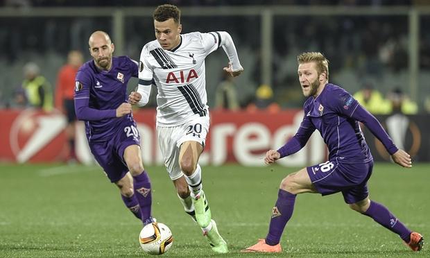 Tottenham Hotspur vs Fiorentina