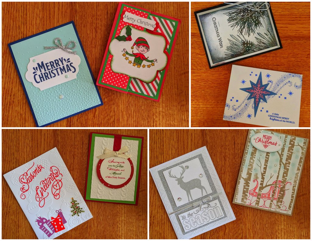 Stamping serenity christmas day happy mail share i cannot believe how many cards have been sent to me this year by stamping friends near and far thank you so much for all of the wonderful christmas m4hsunfo