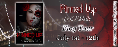 PINNED UP  blog tour stop with Giveaway!
