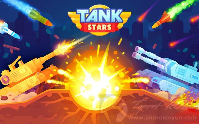 TANK Stars Ultima Version ANDROID