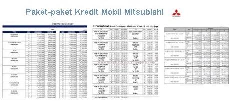 paket kredit mitsubishi expander semarang
