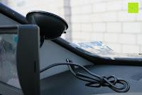 Bildschirm Seite: AUTO VOX M1 Auto Rückfahrkamera mit Monitor 4.3'' TFT LCD Rückansicht Bildschirm mit IP68 wasserdichte Kamera für Einparkhilfe&Rückfahrhilfe, einfache Installation für die meisten Automodell