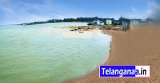 Palair Lake in Telangana Khammam