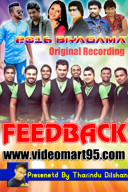 FEEDBACK LIVE AT BIYAGAMA 2016-06-03