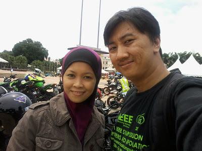 Khairul Amri Chempaka Mohd Din bike week