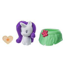 My Little Pony Blind Bags Beach Day Rarity Pony Cutie Mark Crew Figure