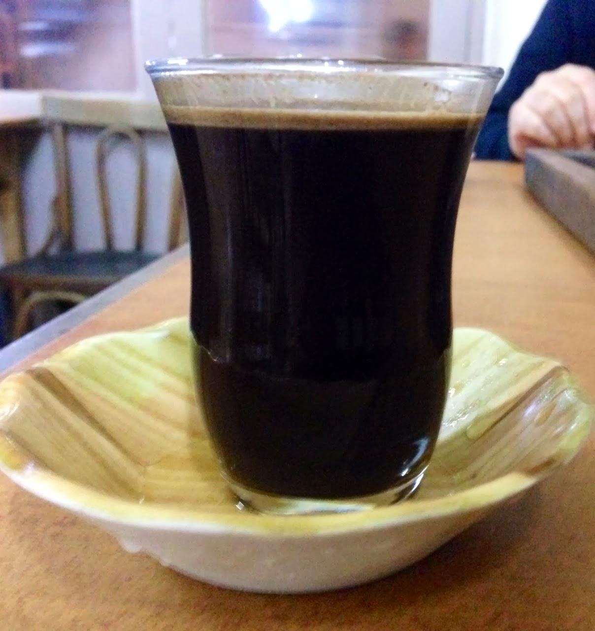 Süvari Kahvesi Nedir