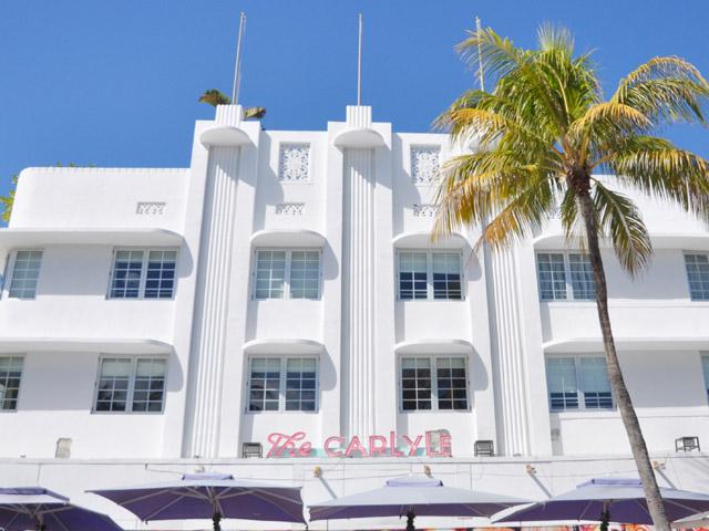 South Beach, Ocean Drive, Miami