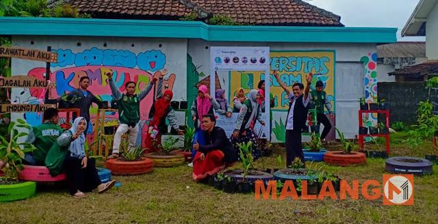Inisiasi Kampung Toga, Kades Gadungsari Apresiasi Mahasiswa Unira
