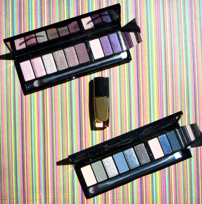 Lancome x Sonia Rykiel Fall 2016 makeup collection: review, photos, swatches