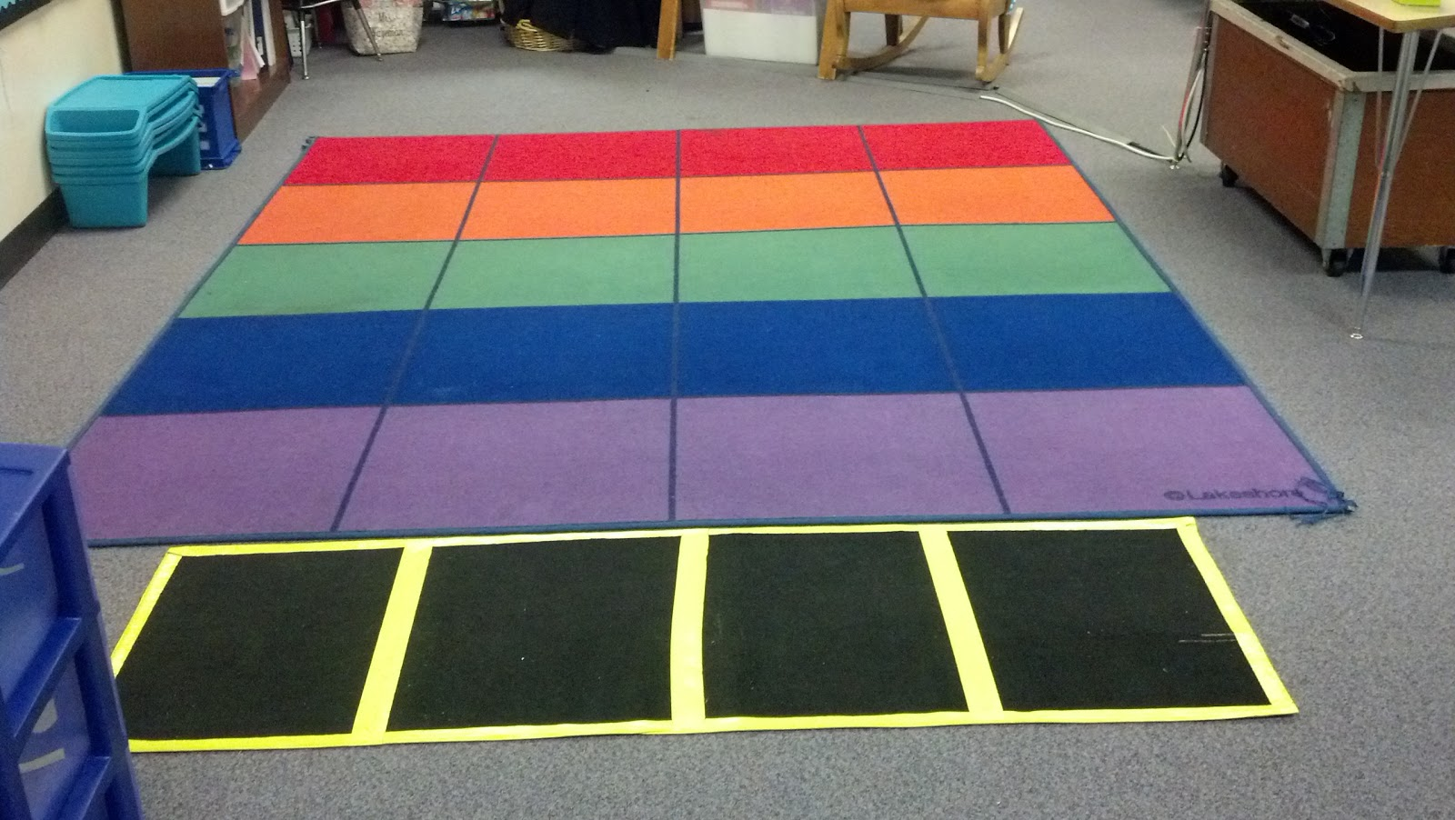 Just Love Teaching: Classroom Rug
